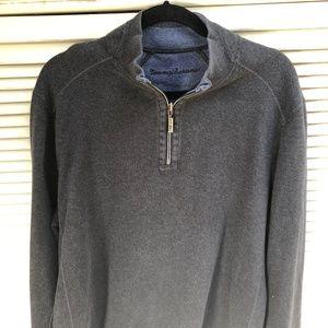 Tommy Bahama Flipsider Reversible 1/4 Zip Sweater